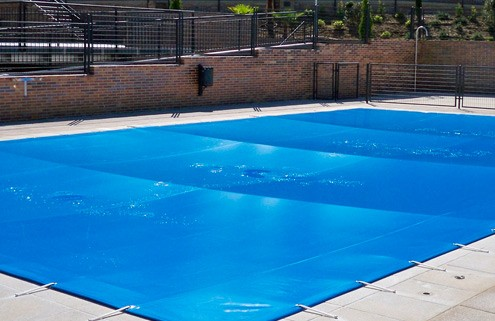 lonas para piscinas   Delfinia